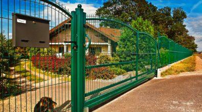 ogrodzenia panelowe zielone