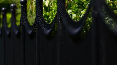 galeria ogrodzenia z paneli