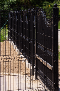 galeria ogrodzenie panelowe