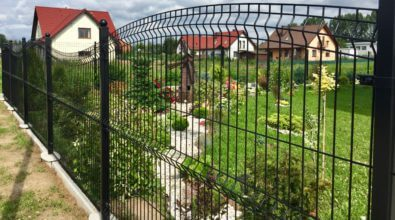 ogrodzenie przydomowe