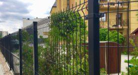 ogrodzenie z paneli