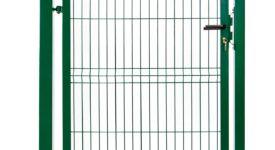 zielone furtka wejściowa