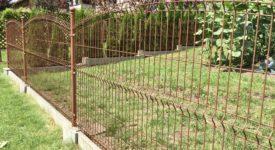 ogrodzenia z paneli galeria