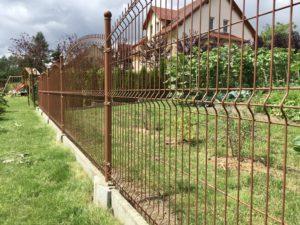 ogrodzenie z paneli galeria