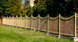 Panele ogrodzeniowe Wklęsłe - Typ B
