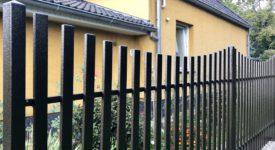 Profilowe ogrodzenia posesyjne PRO 60/20